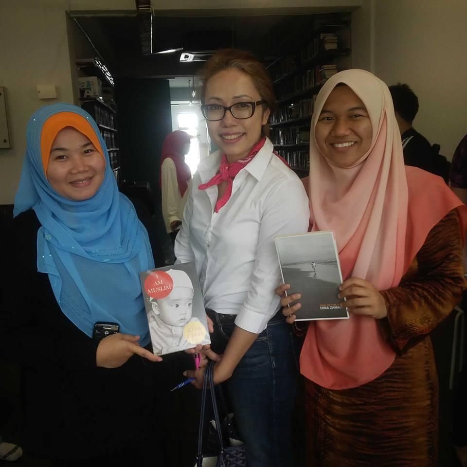 Writing For Malaysia: Dina Zaman
